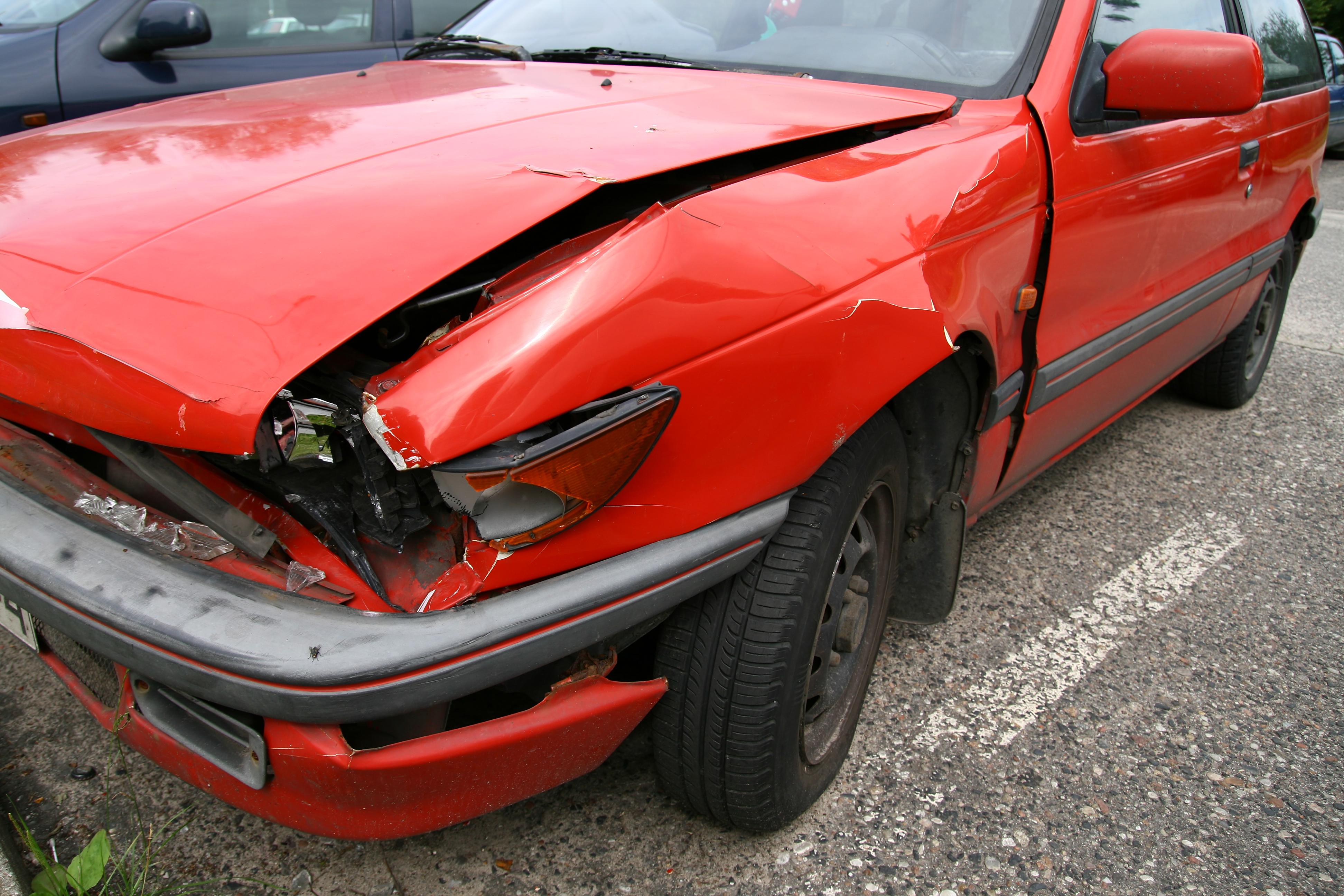 Non Disclosed Damage Rebuilt Vehicles